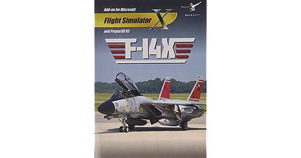 F-14 FSX (PC DVD): Amazon co uk: PC & Video Games