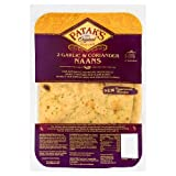 Patak's Original 2 Garlic and Coriander Naans