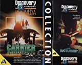 Discovery Channel Aircraft Carrier CD-Rom & Battleship Video