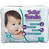 babies best Better Bundle Windeln, Größe 2 (Mini), 5-8 kg, (1 x 148 Windeln)