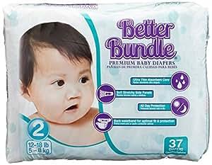 babies best Better Bundle Windeln Gr.2 Mini 5-8 kg, 148 Windeln
