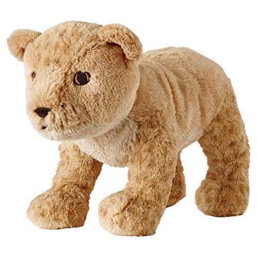 Ikea Djungelskog 704.028.38 - Cubo de león