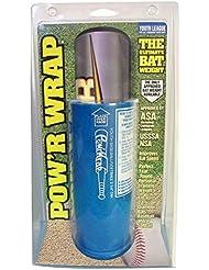 Pow 'R Wrap peso modelo de la juventud Bat para beisbol, 470ml, color azul