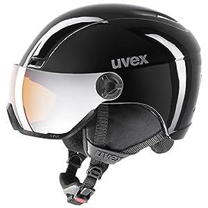 Uvex Erwachsene HLMT 400 Visor Skihelm