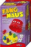 Noris Spiele 606144011 - Fang die Maus, Kinderspiel