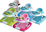 IB-Style® - Babywalker Little World 3 in 1 Gehfrei und