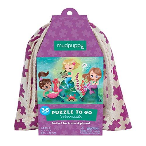 Preisvergleich Produktbild Mermaids Puzzle to Go