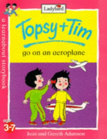 Topsy and Tim go on an aeroplane