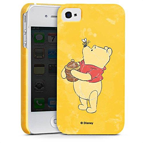 Apple iPhone X Silikon Hülle Case Schutzhülle Disney Winnie Puuh Fanartikel Geschenke Premium Case glänzend