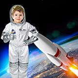 Disfraz de astronauta para niños, disfraz de niños con ropa y ropa para niños, niñas, niños, niños, niños y niños