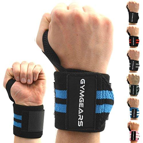 Handgelenkbandage [2er Set] Wrist Wraps 45cm Profi