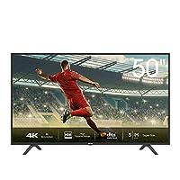 تلفاز ذكي 50B7100UW من هايسنس 50 بوصة، 4 كيه بنظام تشغيل فيدا 3.0