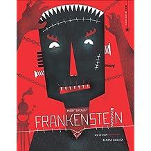 Frankenstein - als Pop-up Buch aufbereitetet. Mit beeindruckenden 3D- Effekten, gestaltet von der Papierkünstlerin Agnese Baruzzi