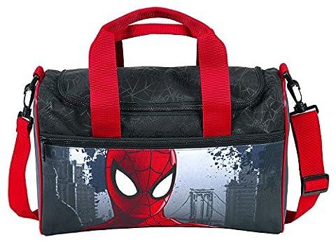 Spiderman-sac à sandwich sPIW7252 env. 35 x 16 x 24 cm