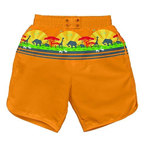 Iplay Baby Badehose Board Shorts UV-Schutz 50+, Orange, gebraucht gebraucht kaufen  Wird an jeden Ort in Deutschland