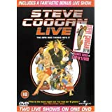 Steve Coogan - Live 'N' Lewd / The Man Who Thinks He's It