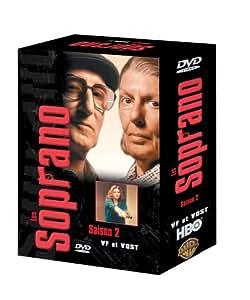 Les Soprano : L'Intégrale Saison 2 - Coffret 6 DVD