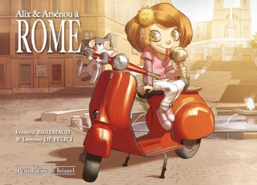 Alix & Arsénou à Rome