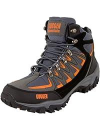 GUGGEN MOUNTAIN Pataugas Chaussures de randonnee Chaussures montantes Hiking Boots Unisex M009 Bottes et boots homme Femmes