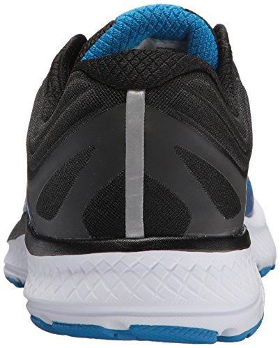 Saucony Guide ISO, Chaussures de Gymnastique Homme bleu/noir