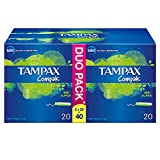 Best Assorbenti Interni - Tampax - Assorbenti interni Compak Super, con applicatore Review