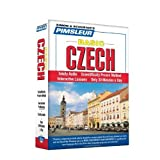 Czech, Basic: Learn to Speak and Understand Czech with Pimsleur Language Programs 10 Lessons by Pimsleur (2006) Audio CD