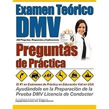 Examen Teórico DMV - Preguntas de Práctica