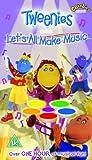 Video - Tweenies - Let's All Make Music [VHS] [1999]