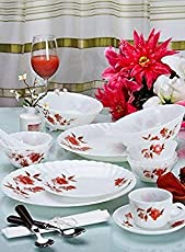 LaOpala Melody Eros Set of 33 pcs Dinner Set (Hemsburg)