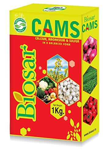 BIOSAR CAMS (1KG) - Calcium, Magnesium, Sulphur