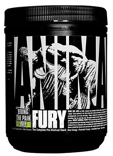 Animal Fury 20 servings Mela verde