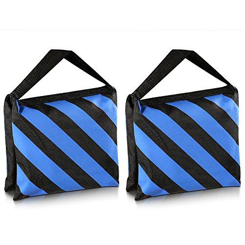neewerr-satz-von-zwei-schwarz-blau-hochleistungs-sandsack-studio-video-buhne-film-sandsack-satteltas