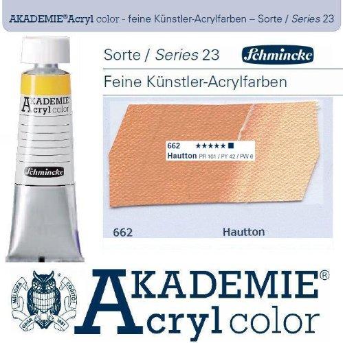 Akademie-Acryl 60ml, Hautton [Spielzeug]