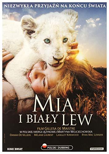 Mia i BiaĹy Lew [DVD] (Keine deutsche Version)