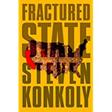 Fractured State: A Post-Apocalyptic Thriller (English Edition)