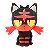 Pokemon Center Original Plush Doll Flamiaou (Litten)(Pokemon Sun & Moon)
