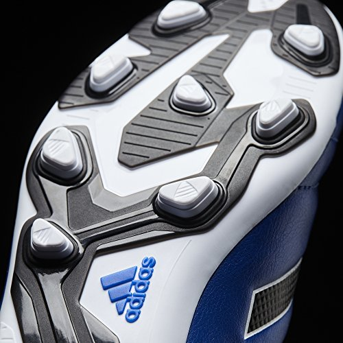 adidas Unisex-Kinder Copa 17.4 Fxg J Fußballschuhe bleu/blanc/noir