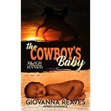 The Cowboy's Baby: Mpreg Romance (Black Meadow Ranch Book 1) (English Edition)