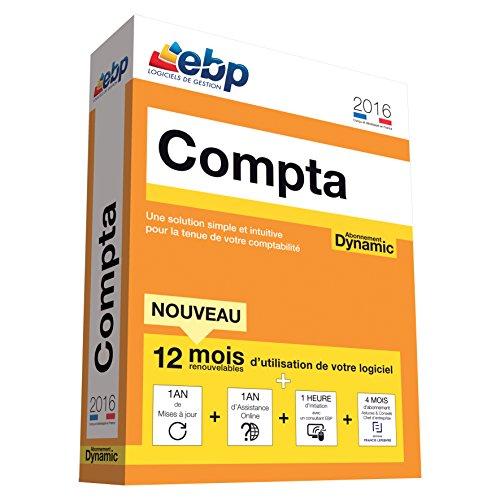 EBP Compta DYNAMIC 12 mois 2016 + VIP