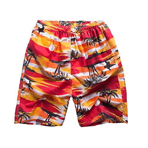 Sommer Männer Strand Shorts Boardshort Shorts Swim Trunks für Reisen, # 02 (Cargo-badeanzug)