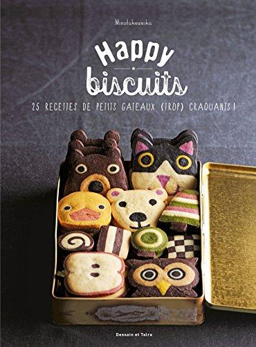 Happy biscuits par Minotakeseika