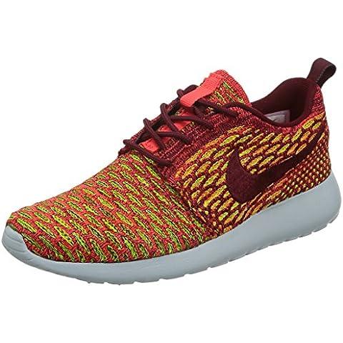 Nike Wmns Roshe One Flyknit, Zapatillas de Deporte Para Mujer