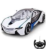 BMW i8 Vision - RC ferngesteuertes Modellauto Maßstab 1:14 mit