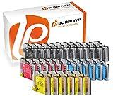 Bubprint 30 Druckerpatronen kompatibel für Brother LC1100 LC980 für DCP-145C DCP-195C DCP-375CW DCP-J715W MFC-490CW MFC-5890CN MFC-5490CN MFC-6490CW