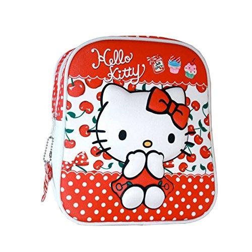 Sac à dos 3D Hello Kitty Kids 24cm - Crèche et Maternelle
