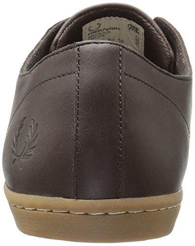 Fred Perry Byron Low Leather B9076102, Turnschuhe Marron