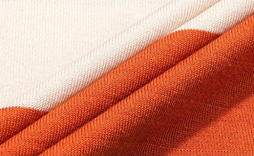 SOGXBUO Herren Button-down Poloshirt Armee-grün