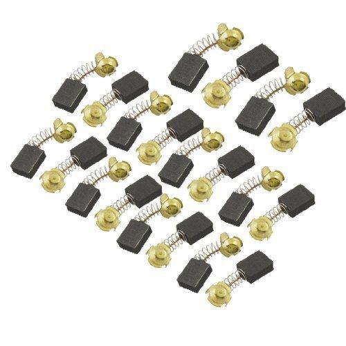 20 Pcs-Spazzole di carbone per motore aspirapolvere Hitachi 38#999038 per sega circolare
