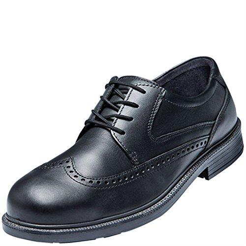 Atlas Chaussures basses de sécurité ESD CX 325Office après en ISO 20345S3SRC de schwarz