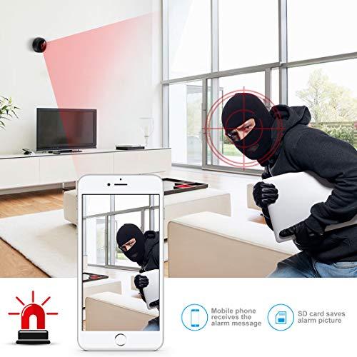 AOBO Hidden Spy Camera 1080p- surveillance, covert camera